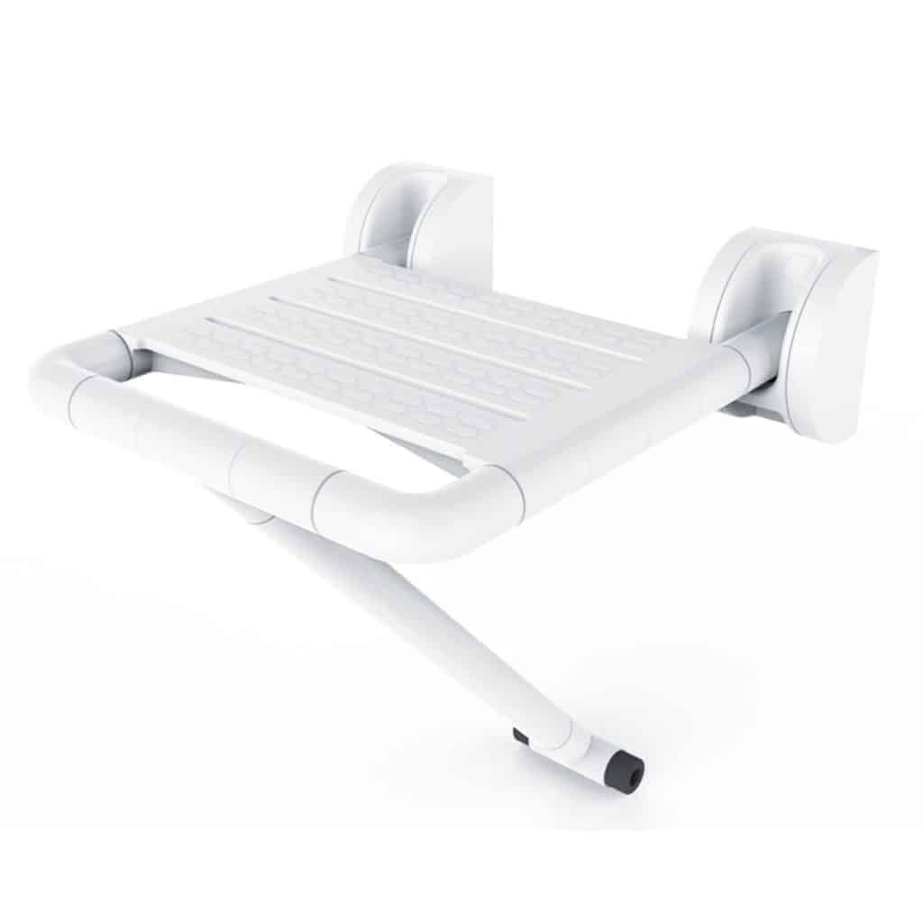 siege rabattable douche finest sige de douche rabattable animo blanc with siege rabattable. Black Bedroom Furniture Sets. Home Design Ideas